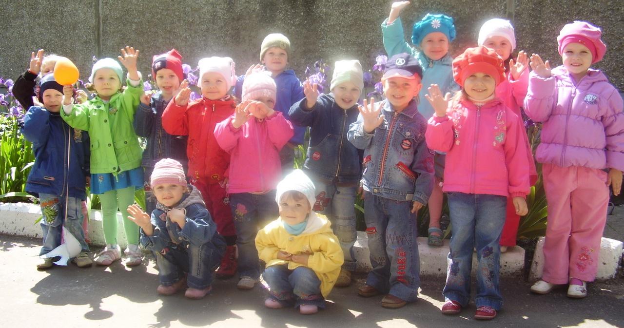 Детский сад №123 г пенза